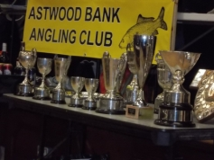 Match trophies for 2016 AGM.