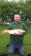 John Williams with a common of 8lb 14oz from BG ON 03/05/15.